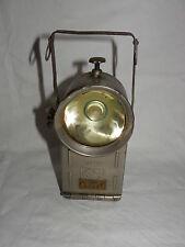 Vecchio dominit hg3 mineraria lampada lampada miniera 1208 HWR