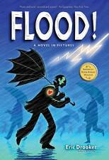 Flood! a Novel in Pictures by Eric Drooker 2007 Special Edition TPB OOP