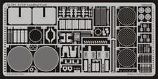 PE Parts for péniche de débarquement, 1/35, Eduard 35791