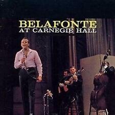 Belafonte At Carnegie Hall - Harry Belafonte - CD 1989-06-20