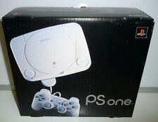 CONSOLE SONY PLAYSTATION PSONE SCPH-102C EUR NEW RARE