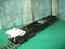 HORNBY BRITISH MADE IC 125 HST DUMMY CAR CHASSIS WITH BOGIES -NO COUPLING - No.3