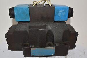 VICKERS DG4V-3S-6C-M-FW-B5-60 DIRECTIONAL VALVE, DG5S-6C-M-FW-B5-30