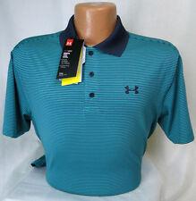 Under Armour UA Golf S/S Polo PGA Tour Jordan Spieth MSRP $65 NWT Wow! - MED