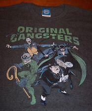 BATMAN VILLAINS ORIGINAL GANGSTERS JOKER RIDDLER PENGUIN Dc Comics T-Shirt 3XL