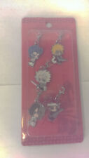 Keychain Bleach set of 5 Chibi
