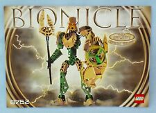 Lego Bionicle IRUINI (8762) Toa Hagah Warrior with Instruction Manual