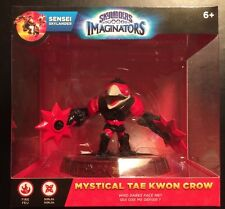 Skylanders Imaginators Exclusive Mystical Tae Kwon Crow Sensei Skylander Figure!