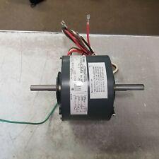 """GE 5KCP29BK6235AS (610-714-70) 1/10 HP 115V 1PH 60HZ 1450 RPM 42FR 1/2"""" SHAFTS"""