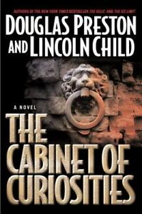The Cabinet of Curiosities [Pendergast, Book 3]