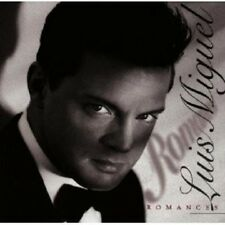 LUIS MIGUEL - ROMANCES CD POP 14 TRACKS NEW+