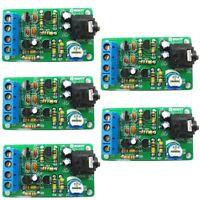5pcs White Noise Signal Generator DIY Kit Electronic Kit 2-Channel Output DC 12V