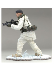 "McFarlane Toys 6"" Military Series 4 Army Ranger Arctic Operations Caucasian Jc"