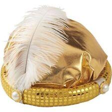 Cappelli e copricapi bianchi piuma Widmann per carnevale e teatro