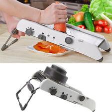 Mandoline Slicer with Built-In Blades - Slicer with Built-In Blades