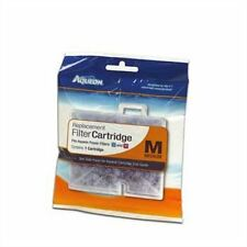 New Aqueon Cartridge 1 pack pk Medium Md for Filter QuietFlow 10 gl Replacement