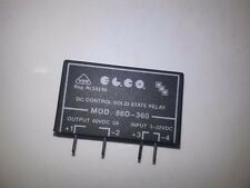 ELCO 88D-360 Relay solid state REG. nr 10146