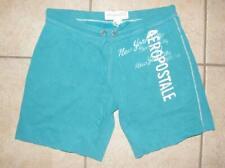 AEROPOSTALE Teal Small 6 / 8 Elastic Waist Low Rise Sweat Shorts CLEARANCE SALE