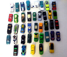 Lot Of 40 Misc. Toy Cars - Hot Wheels / Matchbox & More 1970s - 2000s