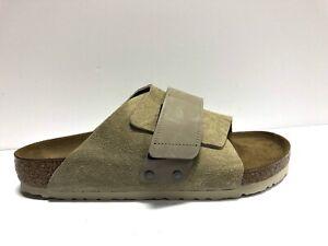 Birkenstock Kyoto Womens Sandal Taupe US11 M EUR42