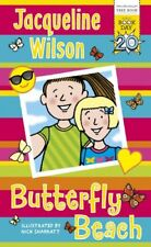 Jacqueline Wilson Butterfly Beach Paperback World Book Day New 9780552576222
