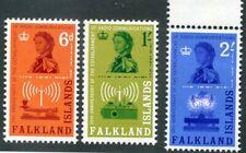 FALKLAND ISLANDS  143 - 145  Beautiful Mint  NEVER  Hinged  Set  AG