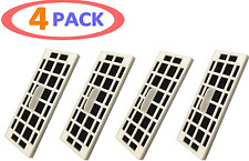 GE CAFE Series REFRIGERATOR ODOR AIR FILTER compatible 4 PACK