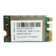 Broadcom BCM943142Y Wireless WLAN WIFI Card+Bluetooth 4.0 NGFF 2230 BRCM1079