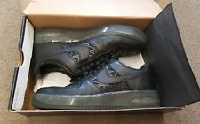 Nike Air Force 1 Supreme Max Air Black/ Black Flint Grey 318772 002 Size 7.5