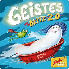 Geistesblitz 2.0 - Zoch Kartenspiel 601105019