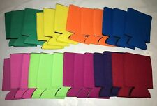Mixed Huggie Can Cooler Coozie Koozie Blank Lot 25 Sublimation Summer Fun Party