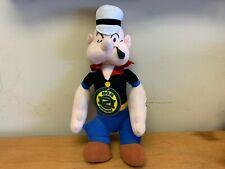 "Vintage 12"" Popeye The Sailor Man Mgm Plush Doll"