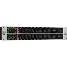 Behringer ULTRAGRAPH-PRO FBQ3102HD Dual Channel 31-Band Graphic EQ Equalizer