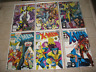Uncanny X-Men Comic Lot 1  VF or better Jim Lee