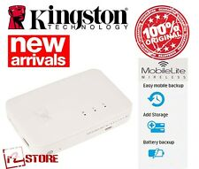 Kingston MobileLite Wireless G3 WLAN Card Reader charger wifi transmiter