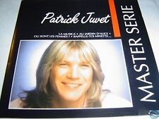 PATRICK JUVET MASTER SERIE CD (#34) edition 1991