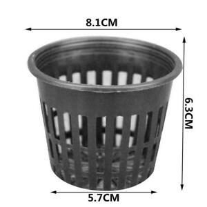 Garden Pond Plastic Planting Baskets Aquatic Planter New Pots G8S2 C0P1