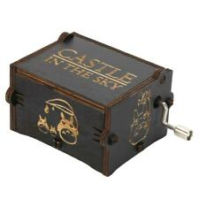 Harry Potter Music Box Engraved Wooden Music Box Interesting Toys Xmas Gift