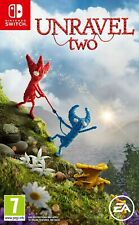 Unravel 2 Nintendo Switch Two Game Brand New