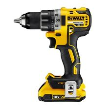 DeWALT DCD791D2 Perceuse visseuse s. fil 18V 2Ah brushless + 2 batteries coffret