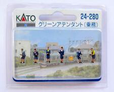 Kato N Scale 24-280 Model People Attendant