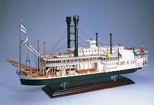 Robert E Lee Wood Model Ship Kit by Amati