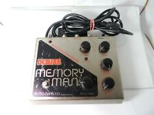 Electro Harmonix Deluxe Memory Man Echo/Delay Effects Pedal 3-Prong