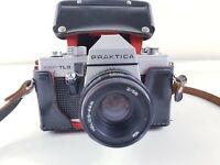 Vintage Praktica Super TL-3 Film Camera With Lens 44mm