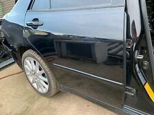 99-05 LEXUS IS200 IS300 COMPLETE DOOR BLACK 202 DRIVER SIDE REAR OSR