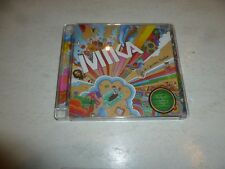 MIKA - Life In Cartoon Motion - 2007 UK 11-track enhanced CD album