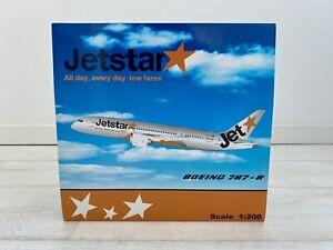 JC Wings Jetstar Boeing 787-8 VH-VKA 1/200