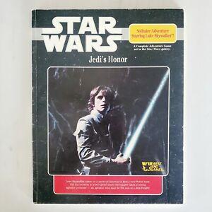 Star Wars RPG - Jedi's Honor - West End Games 40103  - 1990 - Luke Skywalker