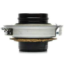 "C.P. Goerz 14"" f9 APO Red Dot Artar Lens with Ilex No. 4 Shutter"