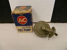 NOS GM/AC Delco 4430 4661  Fuel Pump 1958 Chevrolet 283 Correct AC Housing